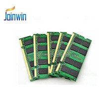 Bulking Packing laptop memoria DDR 266/333/533/667 sodimm 400mhz pc 3200 256 mb memory 1gb pc400 ddr ram