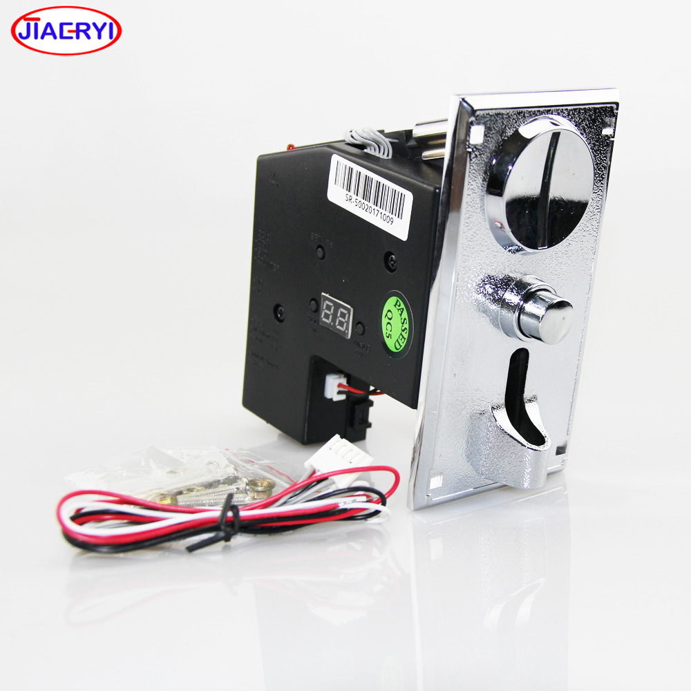 High quality Universal Coin mech Coin acceptor validator ,alibaba china sales very hot
