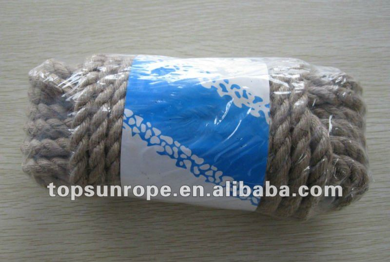 Ranch twsited Jute rope