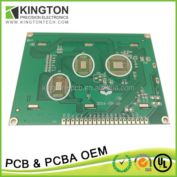 enclosure assembly smd pcb pcba manufacturers with high quality
