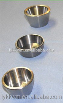 Tungsten cruciblechina new product cast iron crucible
