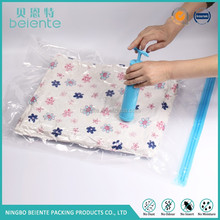 vacuum space saver storage compressed bag for quilt