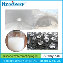 hot products Silway 740 wood water repellent white cement waterproofing silicone rubber from China famous supplier