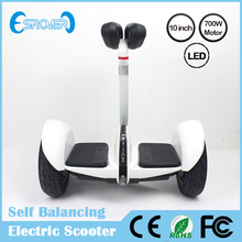 2016 Newest Xiaomi Mini Self Balancing Scooter 2 Wheels 10 Inch Bluetooth, Mobility Two Wheels Electric Scooter Self Balance