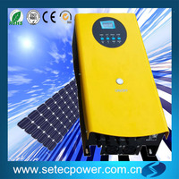 solar off-grid system with solar panel and pump for irrigation(3700W)
