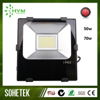 5000 lumen 50w SMD led flood light high lumen output