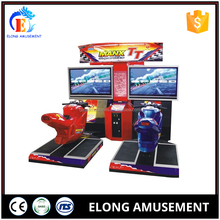 hot sale & high quality simulator racing car games machine With Good After-sale Service