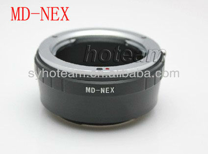 Lens Adapter For Minolta MD Lens to Sony NEX Camera Body Adapter Ring
