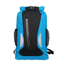 TANLUHU 25L Roll Top Waterproof Dry <strong>Backpack</strong> Storage Pack Sack Swimming Kayaking Camping Floating Double Shoulder strap bag