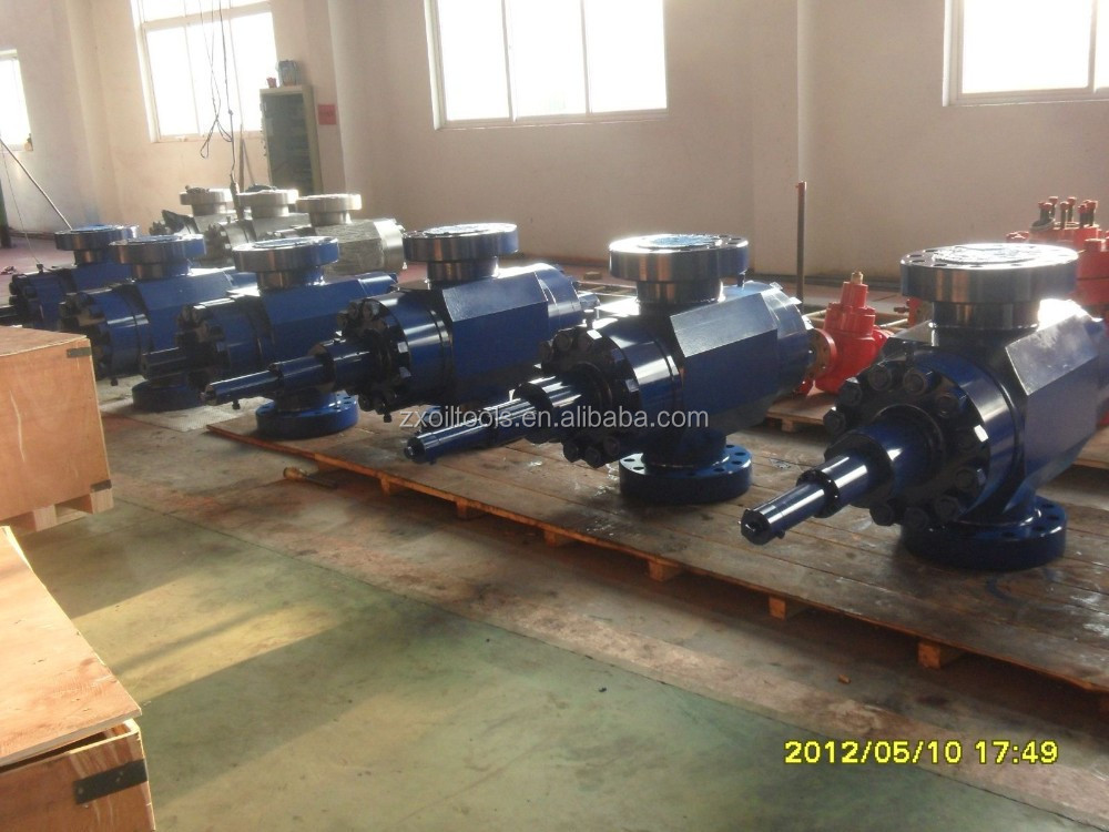 Frac valves - ball screw gate valves