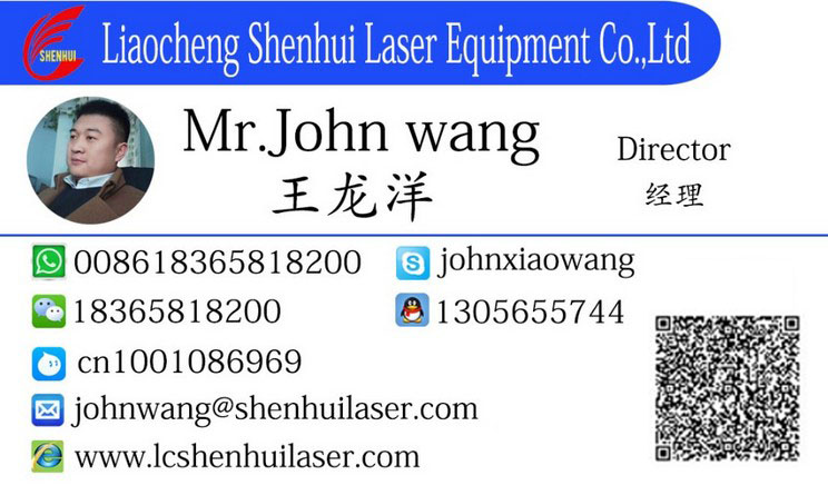 2513 CO2 Laser cutting machine for metal and non metal