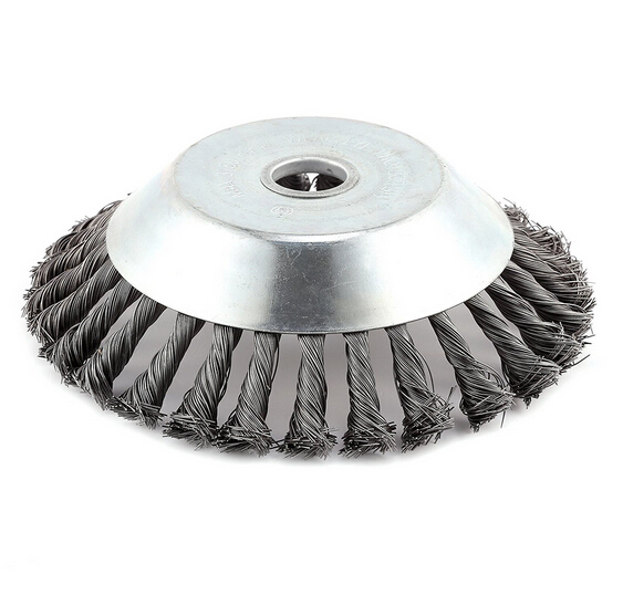 steel sweeper brush for brush cutter