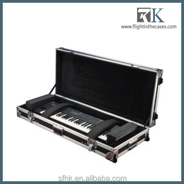 For 61 Keys Keyboard Flight Cases
