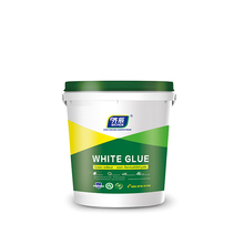 water based pva adhesive emulsion white glue for PVC film
