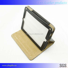 Tablet PC cover eco friendly,Updated special 8 inch pu leather tablet pc cover