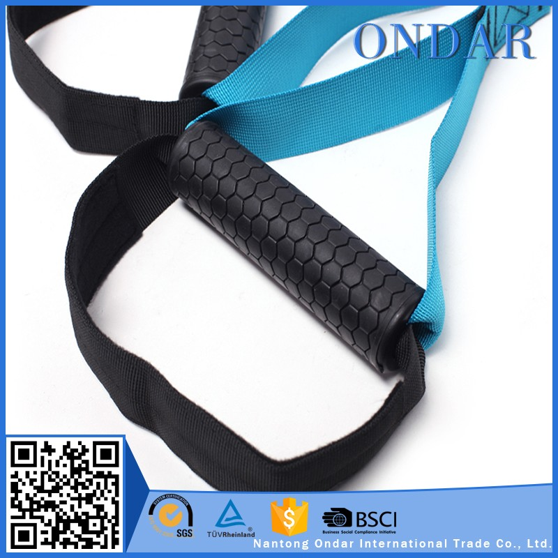 Ondar mens elastic stretch belts with competitive price