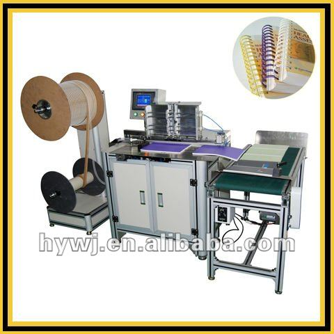 Wholesale 2018 european double Wire book Spiral Binding Machine