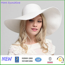 Fashion Women Ladies Floppy Bohemia Straw Hat Wide Large Brim Sun Hat Summer Beach