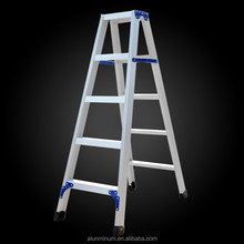 China supplier household attic cheap price 4 step aluminum folding ladder