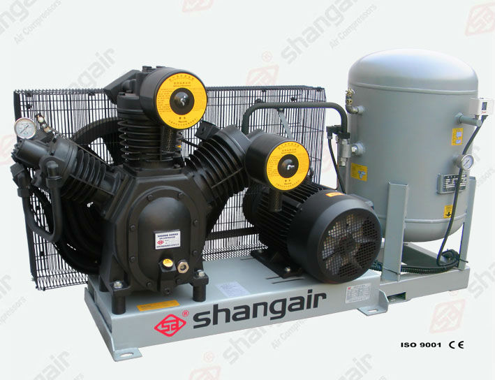Shangair 09WM Series 11KW 30Bar High Pressure Air Compressors new china products for sale