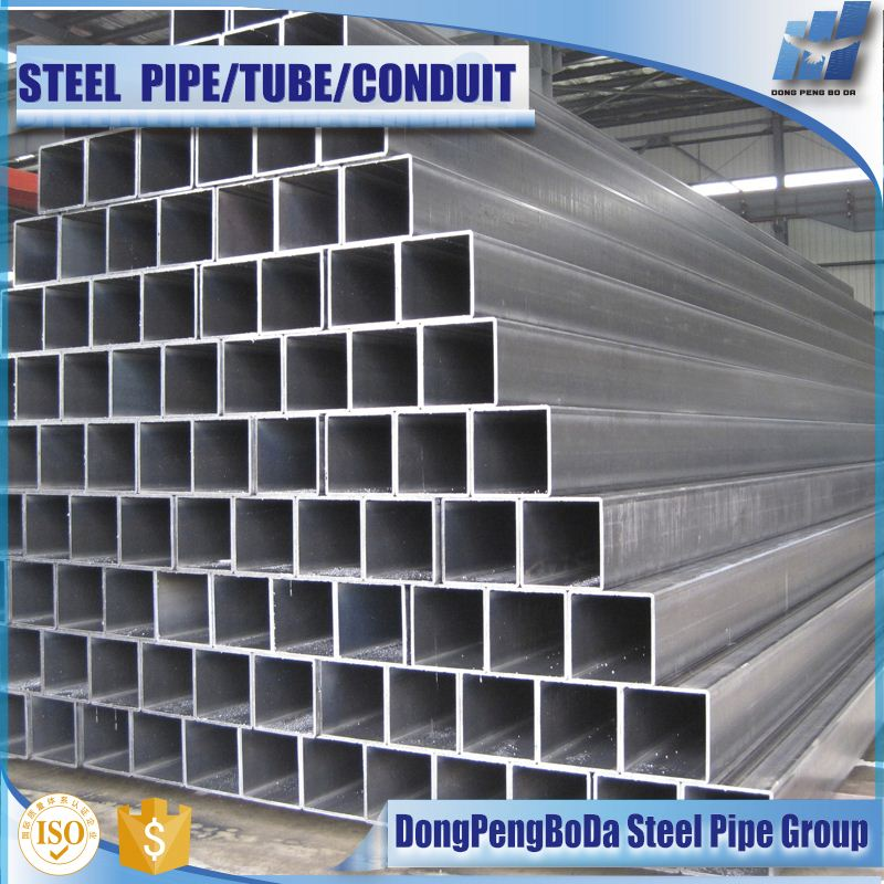 Cold Formed Hollow Section Steel Tube in Square/Rectangular