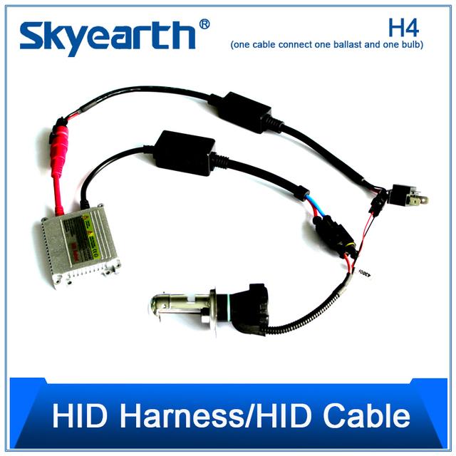wholsale high bright fast start slim canbus ballast h7 h4 5000k 6000k bi xenon hid kit with philips hid xenon kit