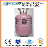 Good quality refrigerant r410a and R410 refrigerant gas price in Hangzhou