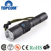 Zoom Rechargeable USB Power Bank Flashlight Torch with XM-L2 T6 LED