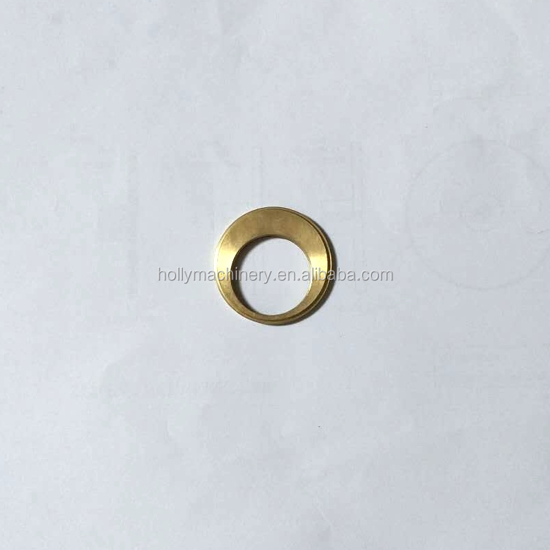 CNC brass stainless steel aluminiun anode watch case