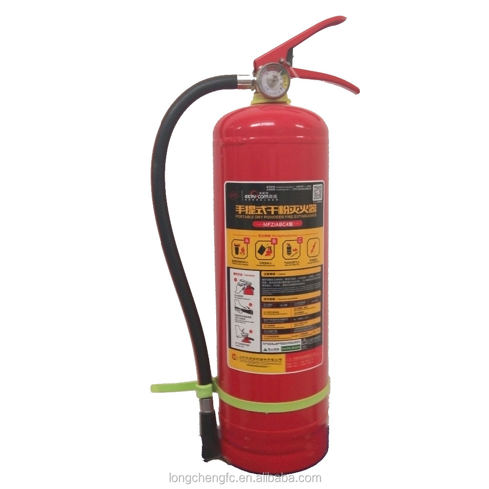 1kg Dry powder fire extinguisher|dry-chemical fire extinguisher