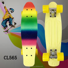 plastic street surfing skate board for sale