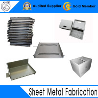 1mm thick stainless steel sheet metal parts drawing