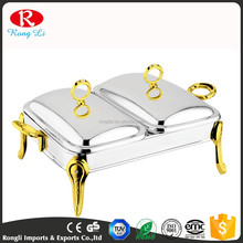 Buffet Chafing Dishes Chafing Dish Food Warmer New Disign Hotel Restaurant Buffet for Sales