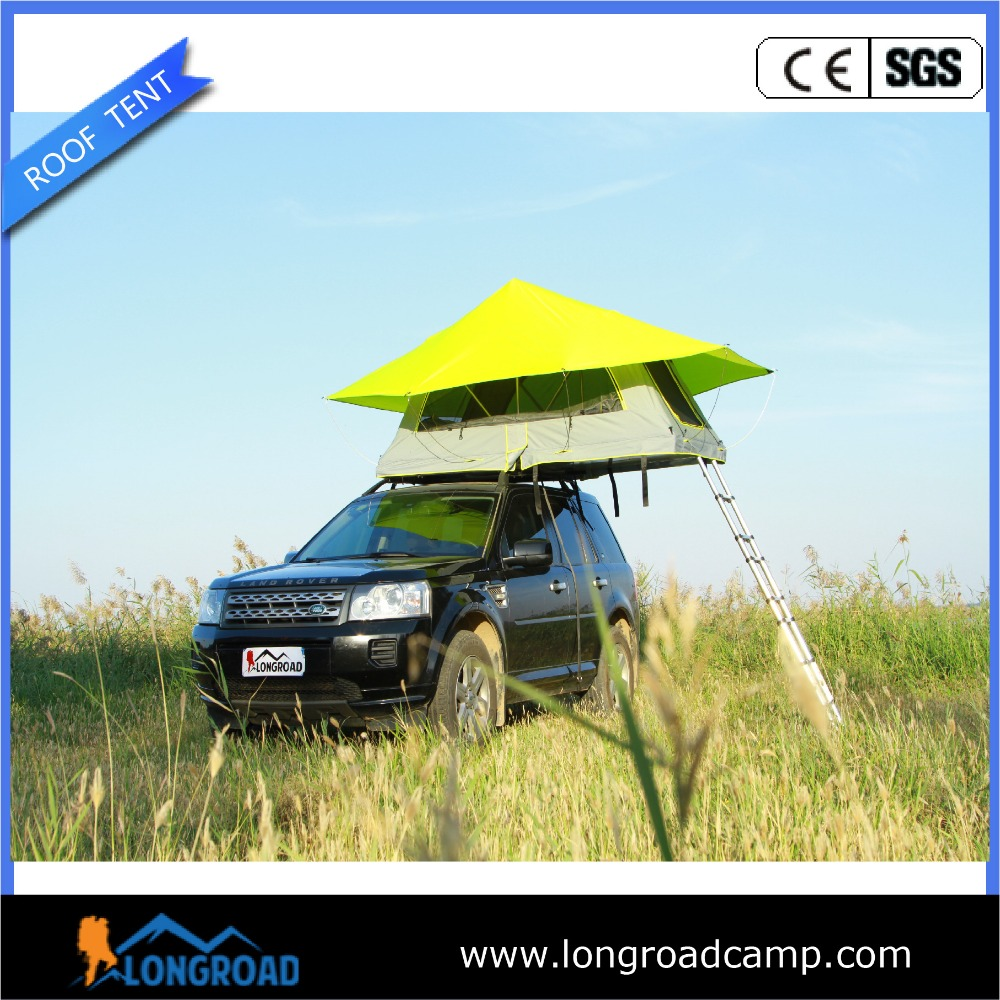 4WD Pop Up Outdoor Camping Car rooftop Tent