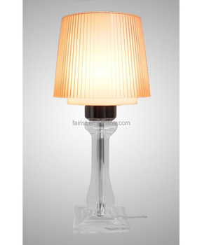 Newest Acrylic lamp/table lamp/desk lamp/small table lamp