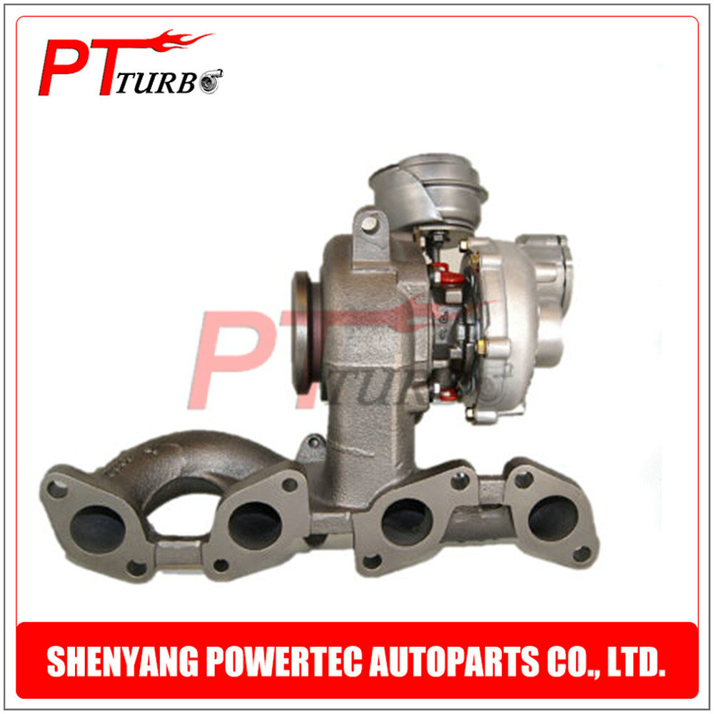 Complete turbolader turbocharger 724930 / 03G253019A / 03G253014H / 03G253010J garrett turbo for Audi A3 2.0 TDI (8P/PA)