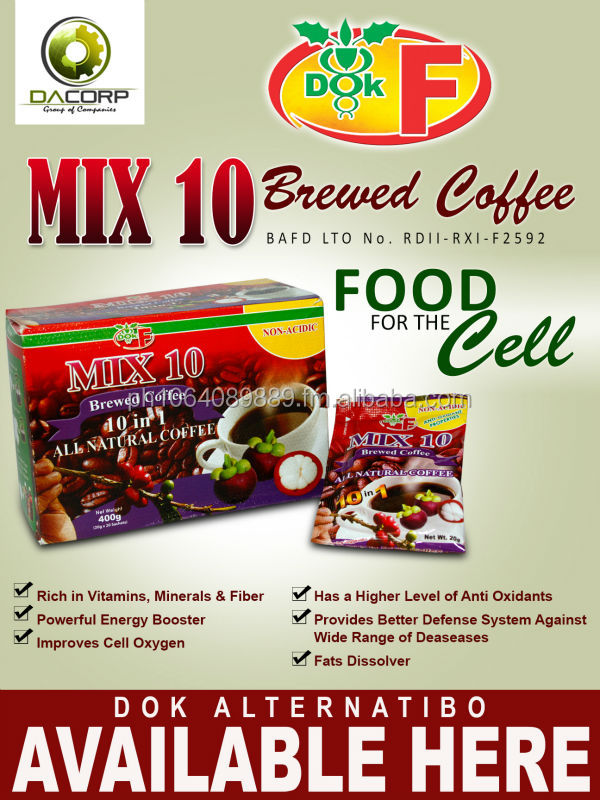 MIX10 Herbal Coffee