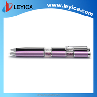 Fountain metal crystal ball pen LY138 & promotional ball pen for gift LY138
