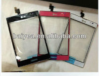 Oem new for LG Optimus VU II F200 touch screen digitizer front panel lens replacement