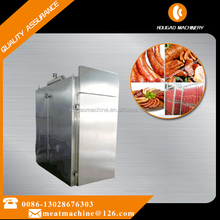 Shijiazhuang city discount price digital control steam and electric type commerical industrial meat smoker oven for sale