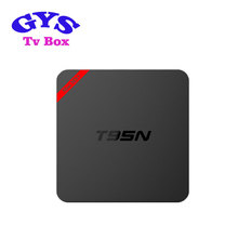 Bulk Selling S905 Quad Core 4K Output 2Gb 8Gb T95N Android Smart Tv Box With Kodi 16.2 H.265