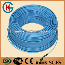 PVC famous brand heating cable