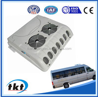 TKT-140V roof top model mini air conditioner for van