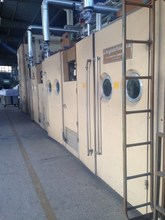 ANGLADE CONTINUOUS TUMBLER DRIER MACHINE