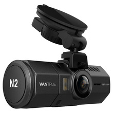 Vantrue Dash Cam 1080P FHD +HDR Front and Back Wide Angle Dual Lens Car Camera Car DVR with G-Sensor, Parking Mode