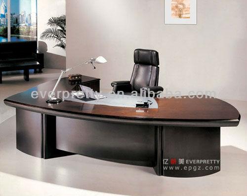 Ikea escritório secretária executiva, executivo mesa de madeira ...