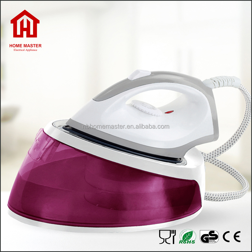 1.8L big capacity refilling system steam station iron