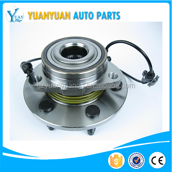 Front Wheel Hub Bearing for Cadillac Escalade Chevrolet Tahoe GMC Yukon 2007 - 2014 22841381 25918329 25976819