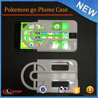 Cheap Price Pokemon Go Phone Case Top Quality Case for Iphone 6s New 2016