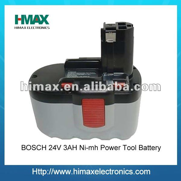 high power bosch 24v tools battery